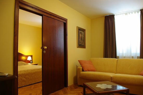 Hotel Minerva Medulin: suite