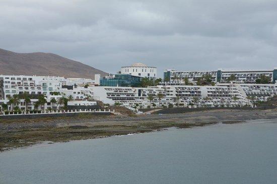 Sandos Papagayo Beach Resort: View of the Hotel