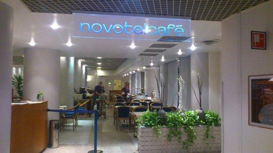 Novotel Firenze Nord Aeroporto : Restaurant