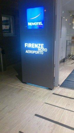 Novotel Firenze Nord Aeroporto: Hotel