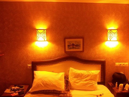 Hotel Buhara Family Inn : The room