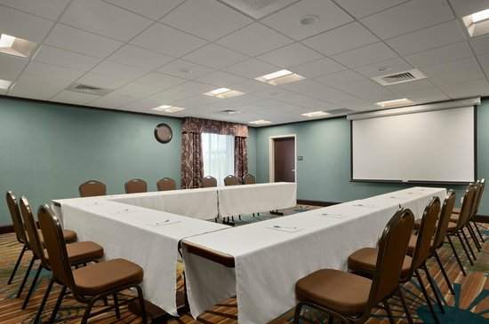 Hampton Inn Belton / Kansas City area: Meeting Room