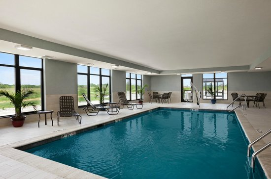 Hampton Inn Belton / Kansas City area: Indoor Pool