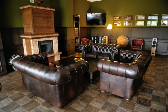 Hotel Golf Resort Olomouc: Lounge 02