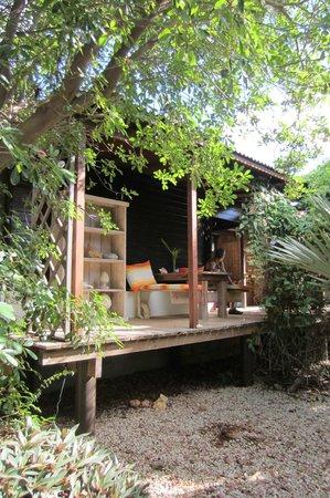 Bamboo Bali Bonaire - Boutique Resort: Huisje Java