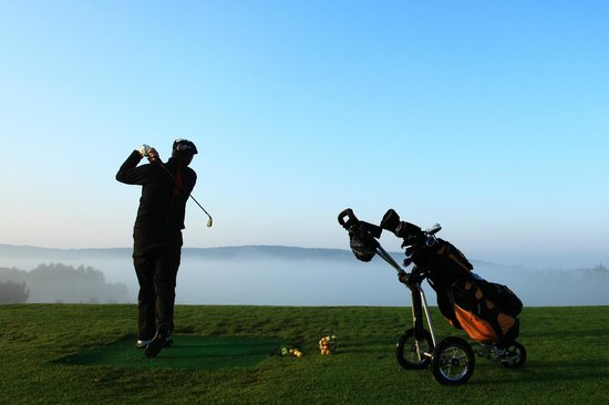 Golf Resort Olomouc : Golf Course 02
