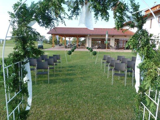 Golf Resort Olomouc: Weddings
