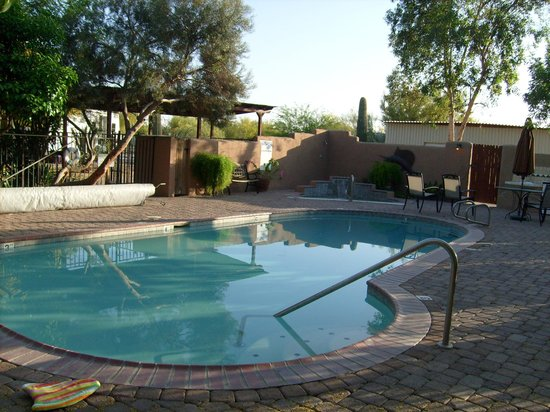 Rancho Sonora Inn: Pool