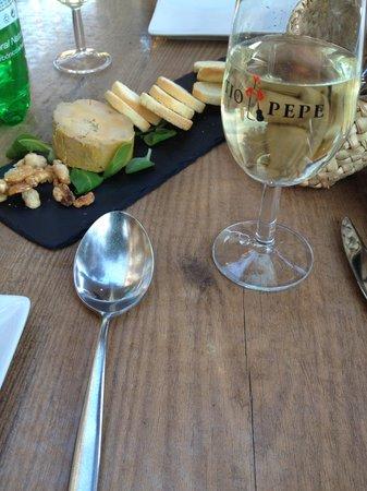 Gran Reserva: Tapas und Wein