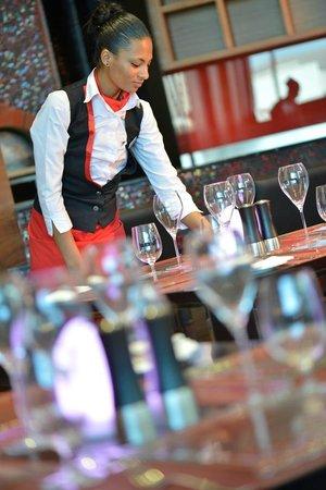 Ramee Grand Hotel & Spa: Rialto Italian Restaurant