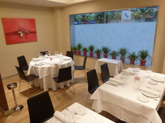Hotel Sercotel Ciudad de Miranda : RESTAURANTE