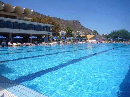 Royal Belvedere : Main pool