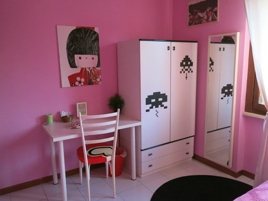 Il Peperosa: double room