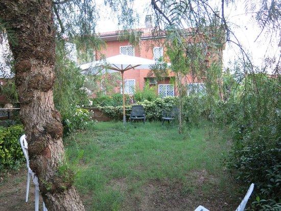 Il Peperosa: garden