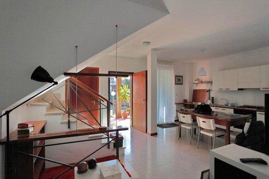 Il Peperosa: living room
