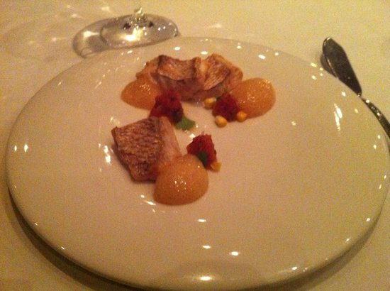 Restaurante Messina: Breca