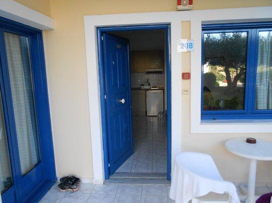 Silvia Apartments: Extérieur appartement
