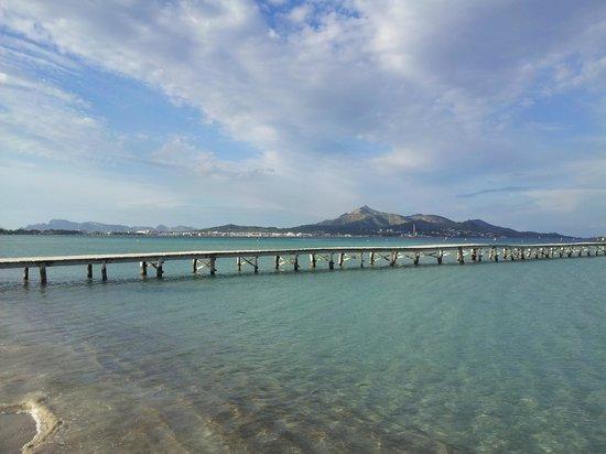 Prinsotel La Dorada: Pantalán Playa de Muro