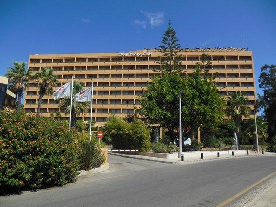 Dom Pedro Golf Resort : Hotel Entrance