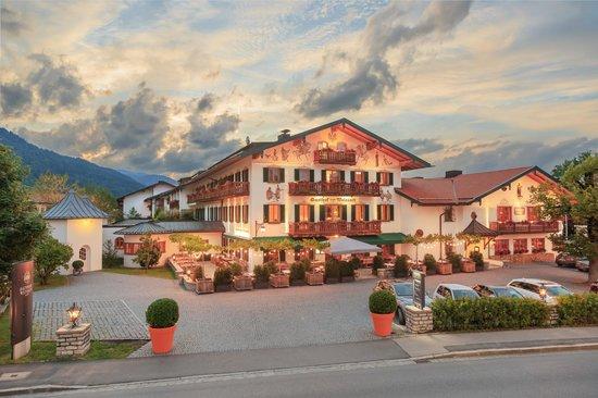 Hotel Bachmair Weissach : Gasthof zur Weissach