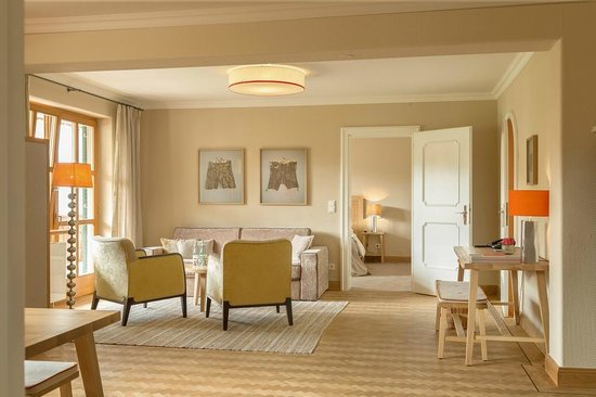 Hotel Bachmair Weissach : Grand Suite