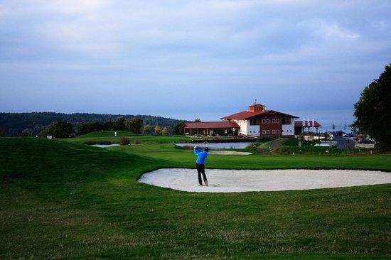Hotel Golf Resort Olomouc: Hotel 01