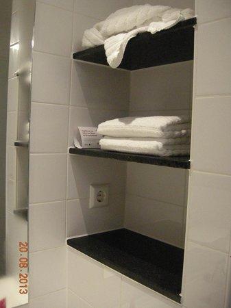 Hotel Casa 400: полотенца меняют по запросу