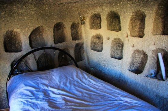 Elif Star Caves: Eines der Zimmer