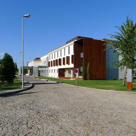 INATEL Cerveira Hotel: Inatel Exterior