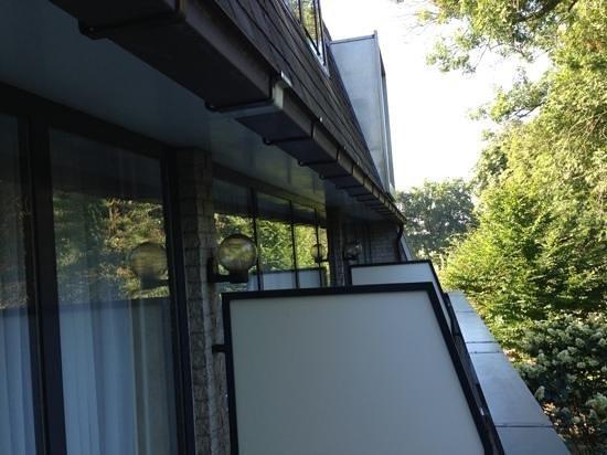 Van der Valk Hotel De Bilt- Utrecht : De balkonnetjes