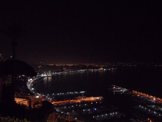 BEST WESTERN Hotel Paradiso: vista dalla terrazza