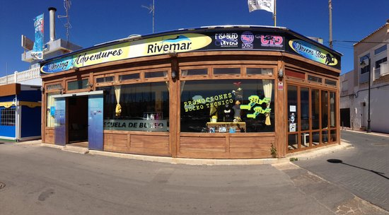 Rivemar Cabo de Palos Diving Center