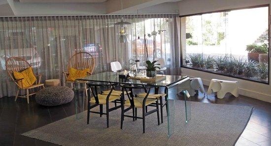 Cosmopolitan Hotel Melbourne: Reception area at Cosmopolitan Hotel