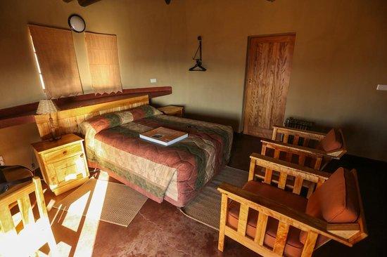 Basotho cultural village: Interior
