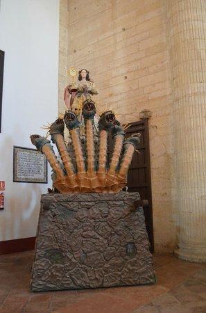 Colegiata de Santa María la Mayor: colegiata