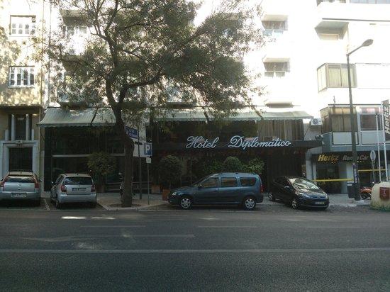VIP Executive Diplomático Hotel : VIP DIPLOMATICO ENTREE