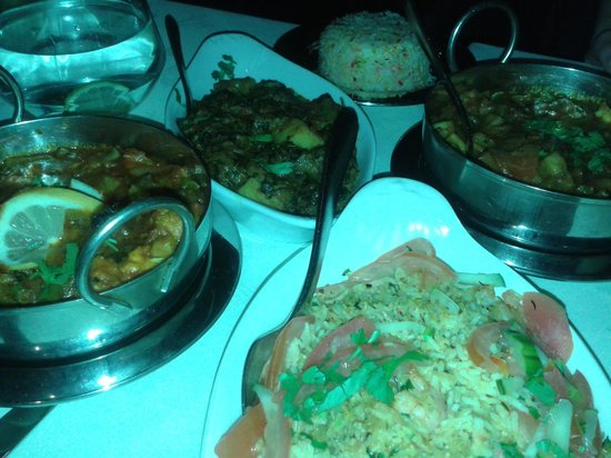 Bengal Spices: Banquet Night!