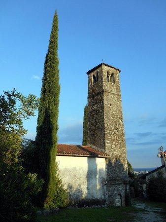 San Martino Church: Il campanile