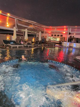 Absolute Bangla Suites : Rooftop Swimming Pool