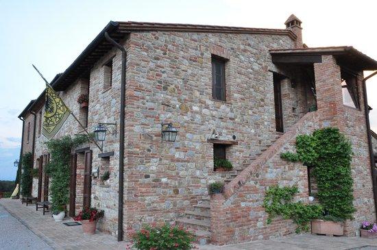 Agriturismo Tenuta il Casone: The main building