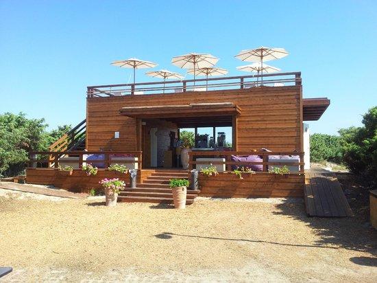 Golf Hotel Is Arenas : Beach Bar