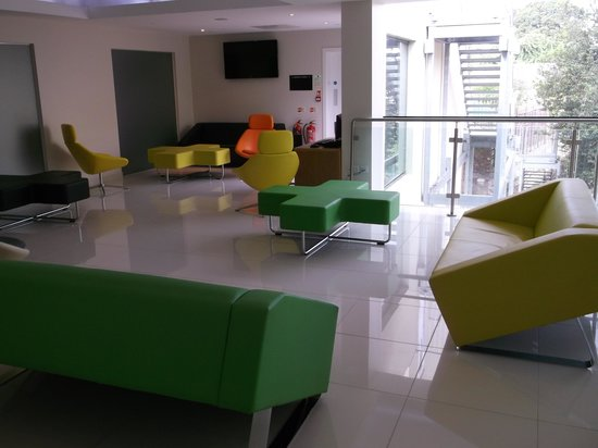 Holiday Inn Sittingbourne: The quirky furniture