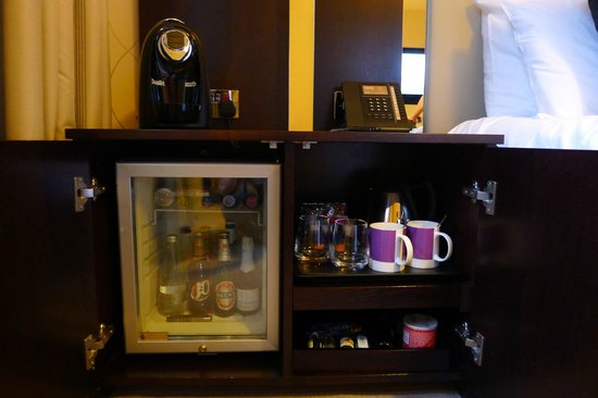 Rydges Kensington London : Mini Bar