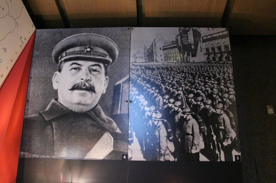 The Museum of the Occupation of Latvia: Stalin