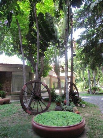 Imperial Pattaya Hotel: Near swimming pool area
