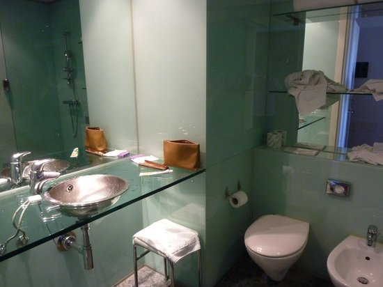 Hotel Executive Forli: bagno
