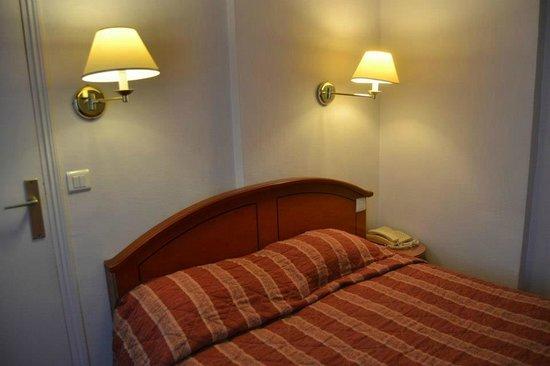 Hotel de Geneve: parte della camera