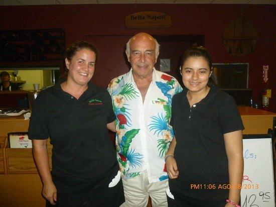 Photo of Italian Restaurant Bella Napoli Pizzeria at 1443 Alton Rd, Miami Beach, FL 33139, United States