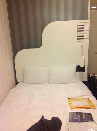 Hotel Villa Fontaine Otemachi: Normal room