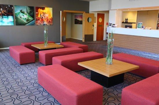 Clarion Hotel Gillet: Konferenslobby